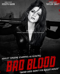 Ashley Greene // Bad Blood by N0xentra
