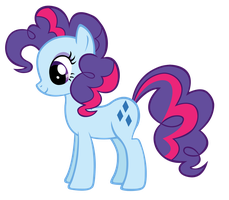Sparkle Pie vector by Durpy
