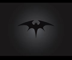 Custom Bat Logo by ForTuchanka