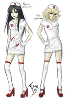 F13 - nurses by AutumnalEquilux