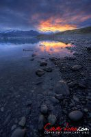 Jokulsarlon Sunrise 2 by soak2179