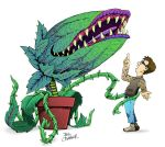 The Little Shop of Horrors by Iggy452001