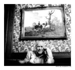 tea with robert altman by cweeks