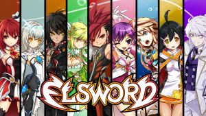Elsword wallpaper *Updated! by Tyusidwi