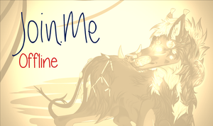 Join.Me // Offline by DragonCodex