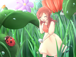 Arrietty's Mornings [+ SpeedPaint] by May249