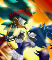 RQ: Sun on sea by Neyla-The-Lioness
