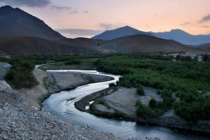 Iran-ghomrood River by farzanehlphl