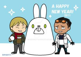 Merry X'mas and happy new year by 4eknight11