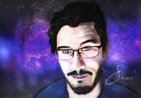 Markiplier. by Sarah--Elizabeth