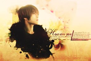 How are you- Jaejoong by bibi97nd