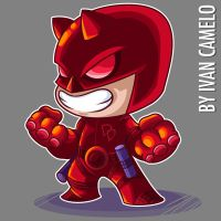 Daredevil by vancamelot