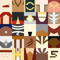 Dragon Age Minimalism by DelicateRosebud
