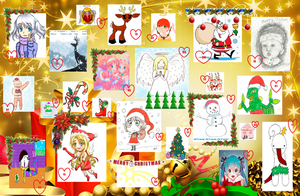 Advent Calender 2012 by Love-and-Points