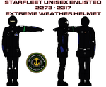 Extreme Weather Helmet Unisex Enlisted Marine by Michael-Taylor1134