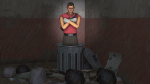 Abandoned Scout by blackmoonrose13