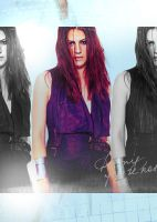 Genevieve Padalecki collage by Bess-chan