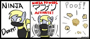 Ninja Hooves by BrainDps
