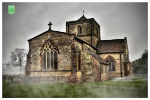 St Margarets of Wolston - Back again 1 of 2 by MikeyMonkey