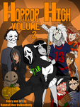 HH- Volume 2 Cover by HH-HorrorHigh