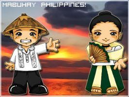 Mabuhay Philippines by chaaabi