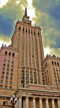 Palace of Culture by polexing