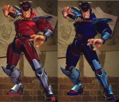 Akuma Shadaloo Suit sfxt by aaniishh12