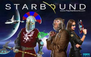 Starbound - Landing Party by TempoVision