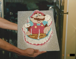 Mario Cake by Doctor-G