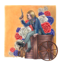 Gavroche by Lord-Aragoon
