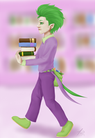 Spike by jcnorn