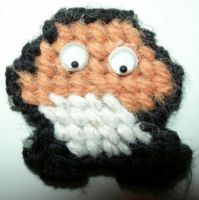 Goomba Magnet by UrsulaPatch