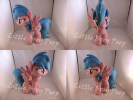 MLP Firefly Plush by Little-Broy-Peep