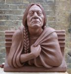 Sitting Bull for Windsor 1 by tecciztecatl