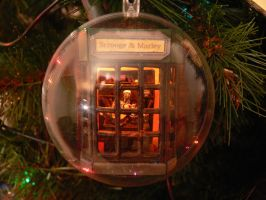Christmas Bauble by Jalpon