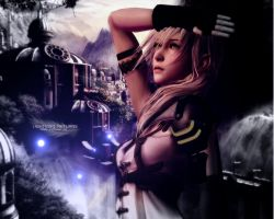 Lightning Returns: Final Fantasy XIII by LightFarron17