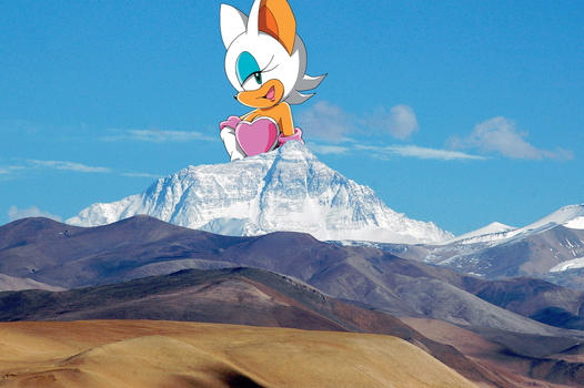 Giant Rouge: Mount Everest by CMWaters