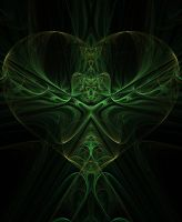 Heartshaped-stock by FractalAngel-Stock