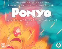 ponyo contest entry two. by msirae