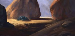 Canyon by Narholt