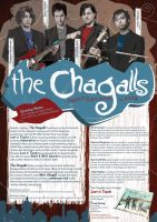 The Chagalls - Bio by my-name-is-annie