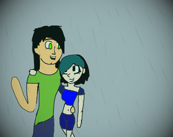 I love you when it's raining by wearedawolves