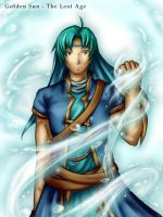 Golden Sun - The Sailor by claieth