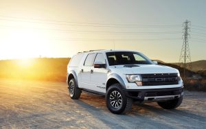 2013 Hennessey Ford Velociraptor SUV by ThexRealxBanks