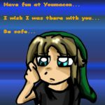 have fun at Youmacon... by Keirii-of-Celts