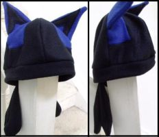 Lucario Hat by Ay-and-Tays-Hats