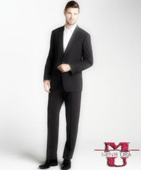 navy pinstripe two button suit for men by mensusasuits