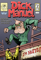 DickManuelCover02Png by LucianoAbras