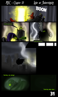 MSC: Love or Sovereignty: PG 31 by Finjix