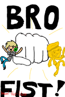 iPod Brofist by DibFan4LifeX3